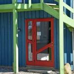 Indgang kontorbygningen